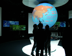 Interactive Exhibit - Dangjin Power Station, Korea